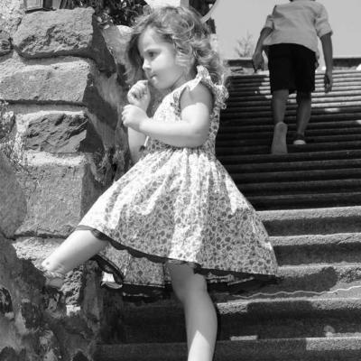 Petite fille d'honneur