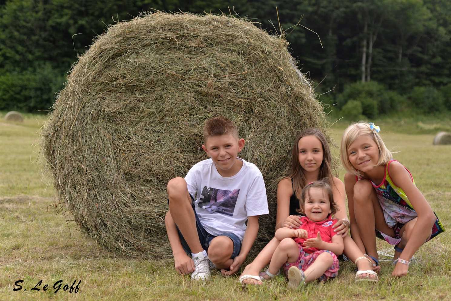 Famille campagne