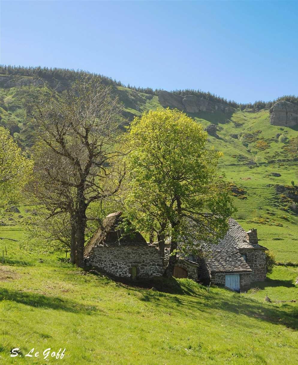 Ferme d'Ardèche
