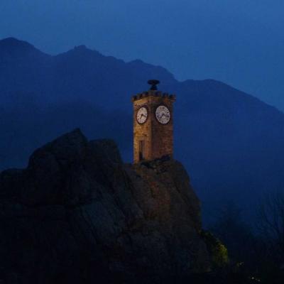 Horloge Burzet