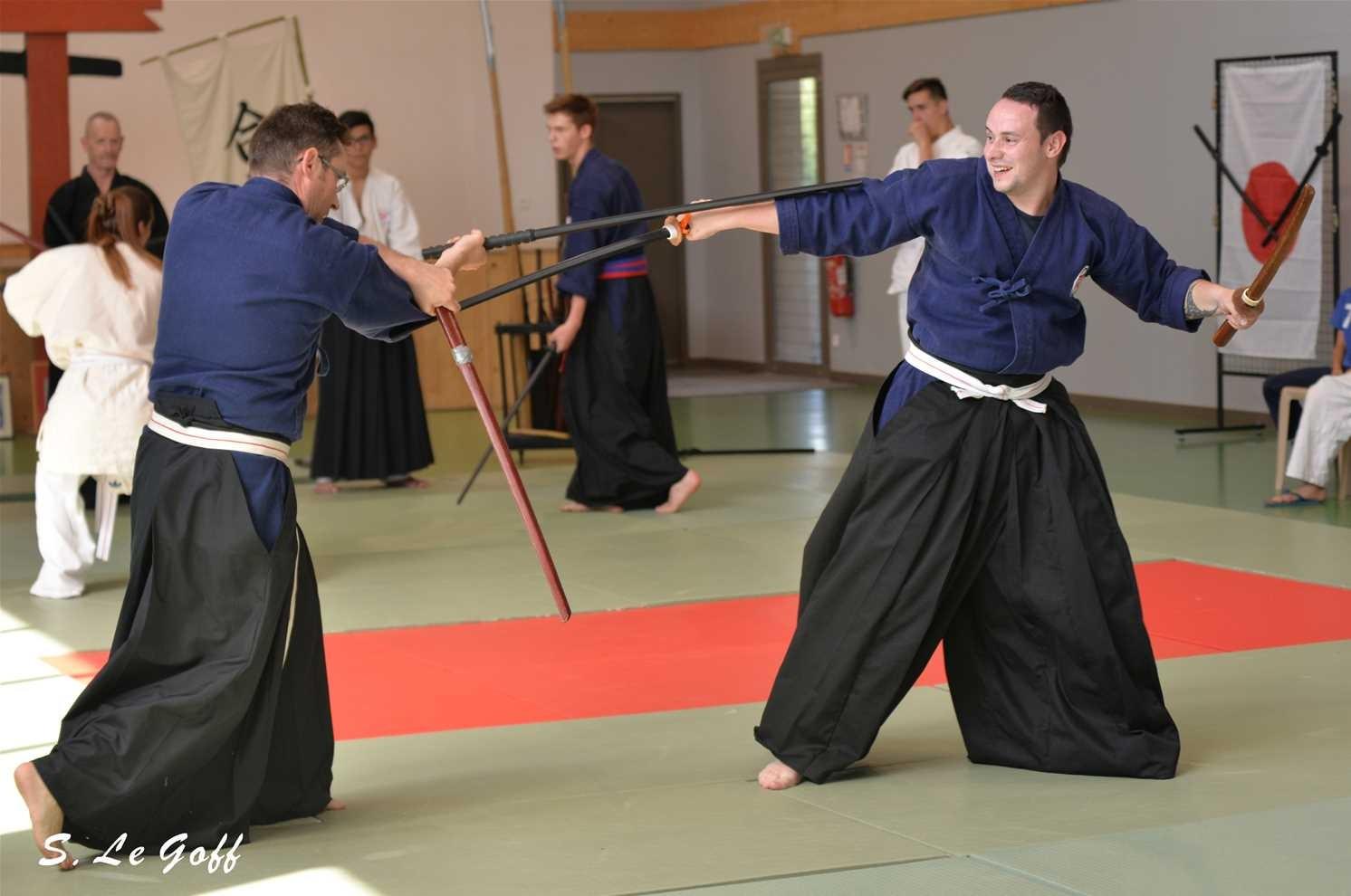 Kenjutsu boken