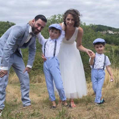 Photo de famille et de mariage