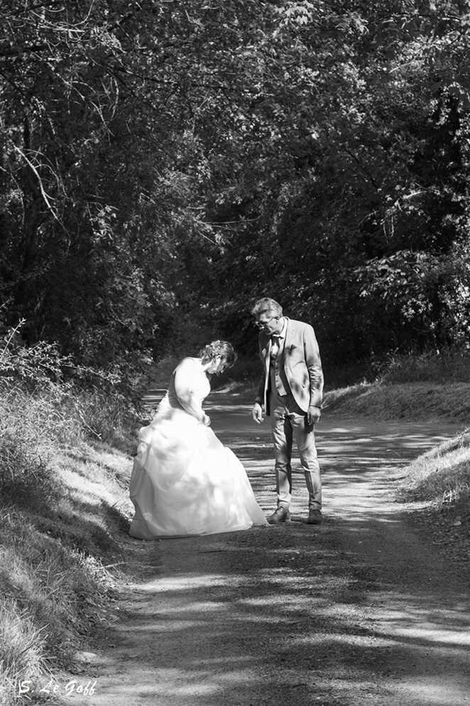 Mariés en Ardèche