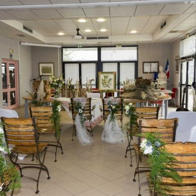Mariage à Saint-Sernin