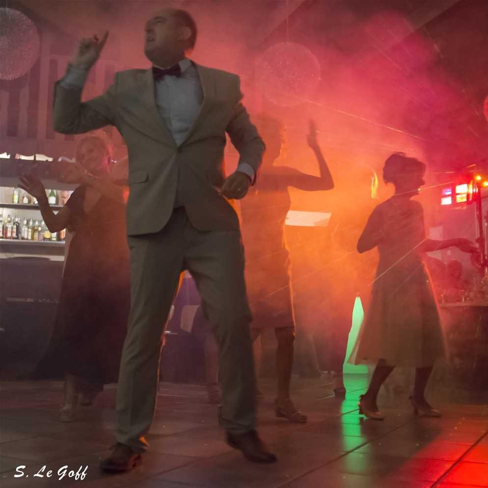 La danse du marié