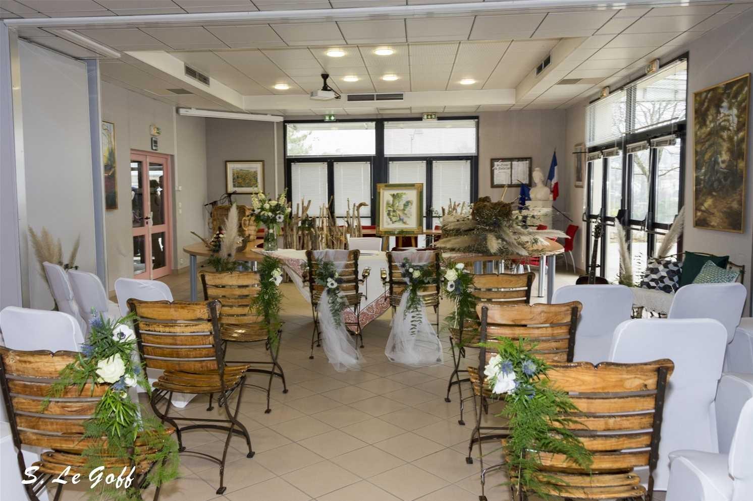 Salle mariage aubenas