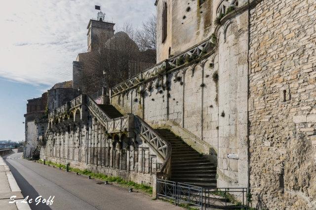 escalier saint pierre 1