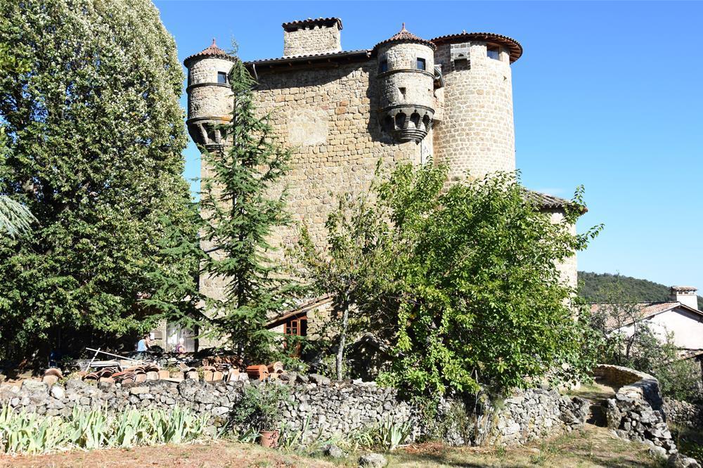 château de Hautsegur, Meyras