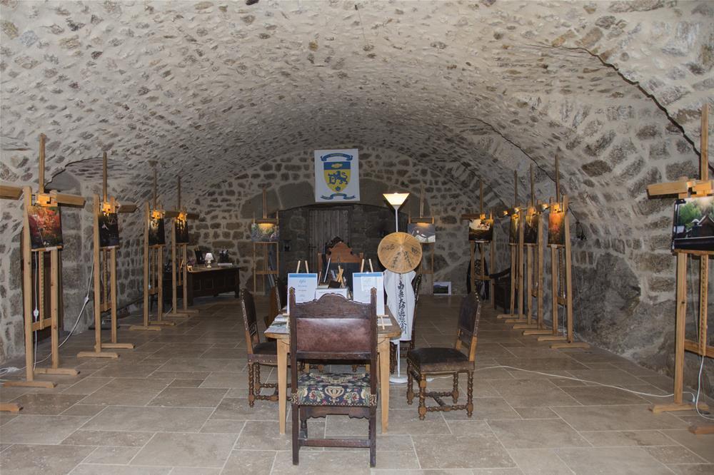 salle d'hommes Hautsegur, Meyras
