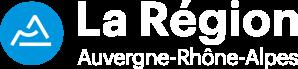 Logo region rvb bleu blanc