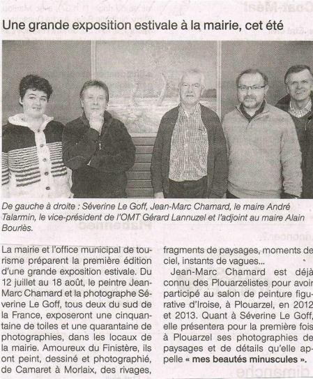 Ouest france 6 01 13